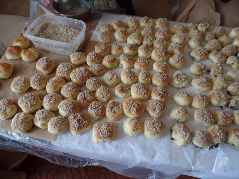 332f2e05cd Moravské svadobné koláčiky – Pečenie nás baví